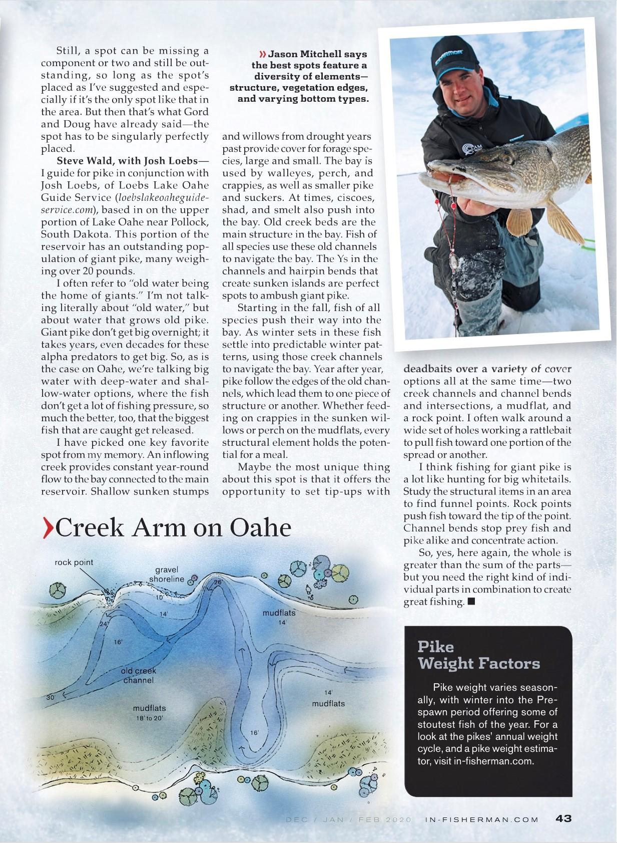 infisherman mag page scan