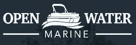 open water marine logo